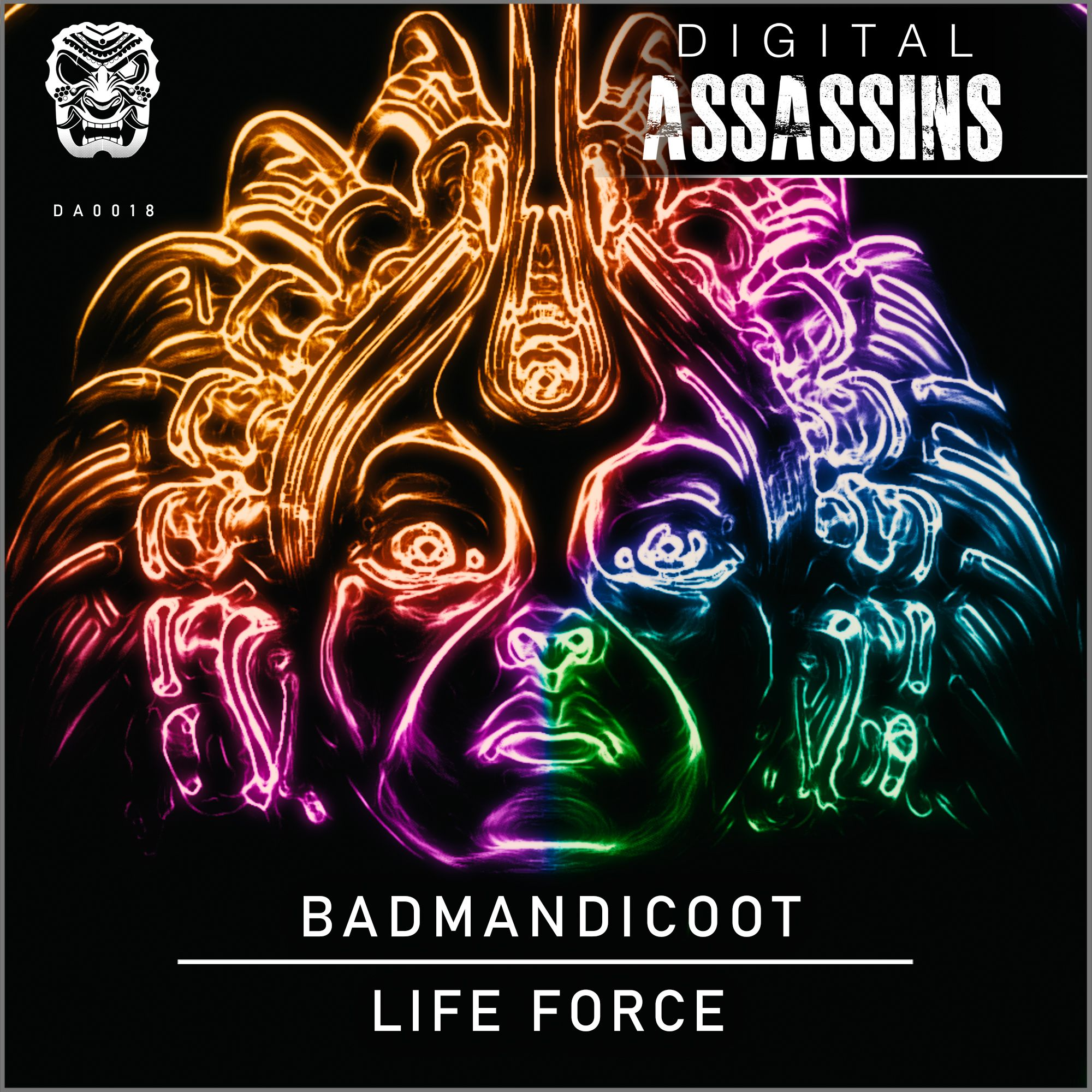 Badmandicoot - Life Force