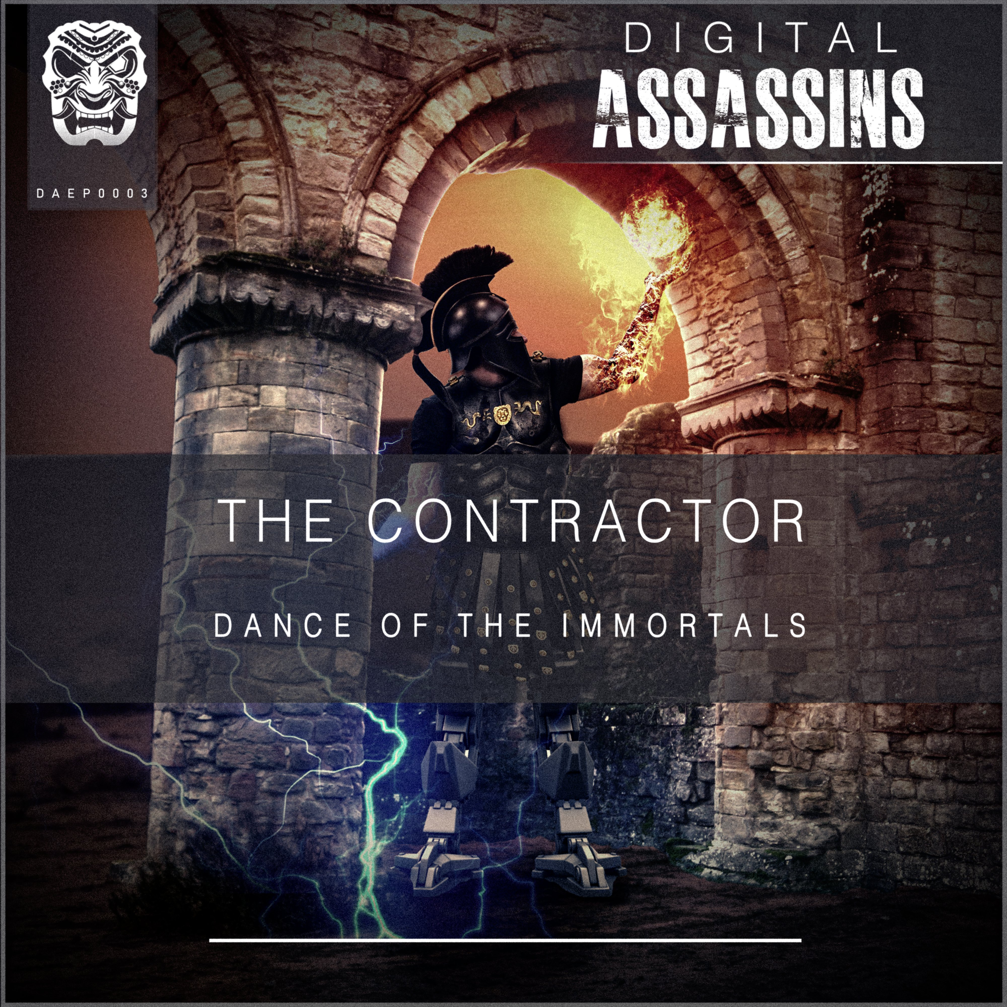 The Contractor - Dance Of The Immortals