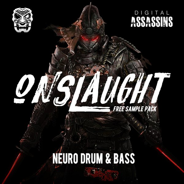 Digital Assassins Onslaught Free Drum and Bass Sample Pack