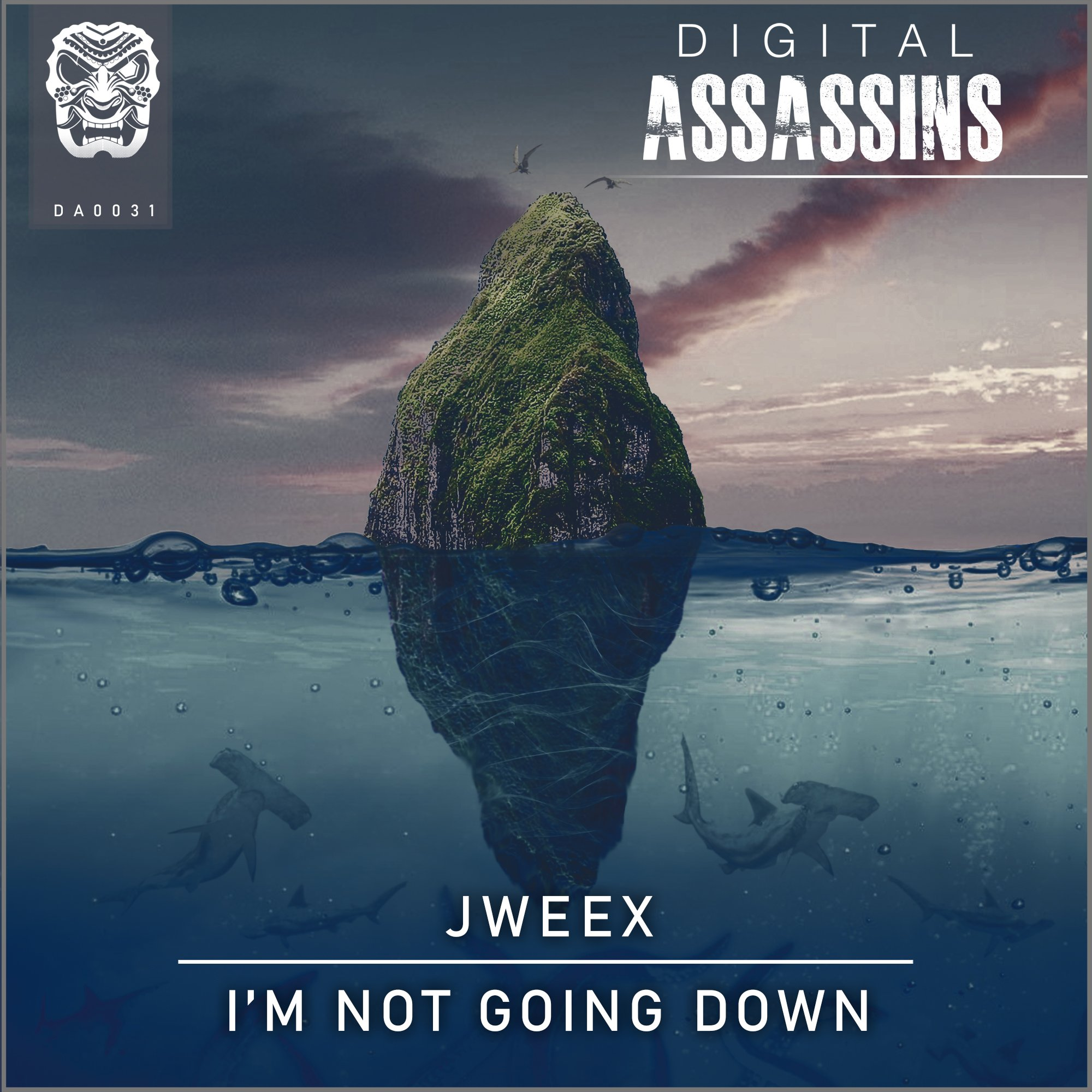 JWEEX - I'm Not Going Down